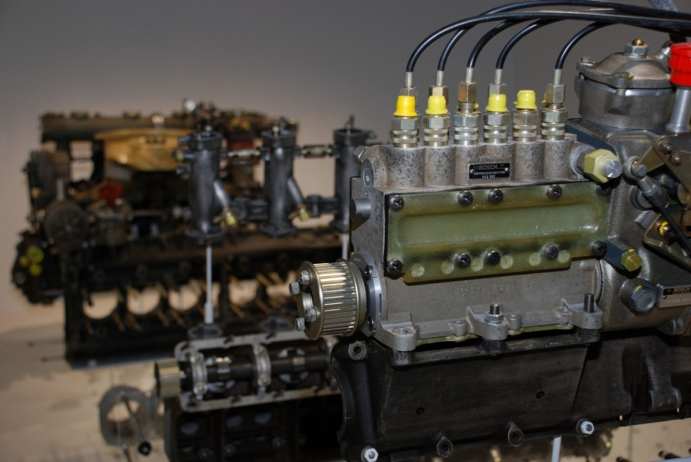 Motor @ Porsche Museum