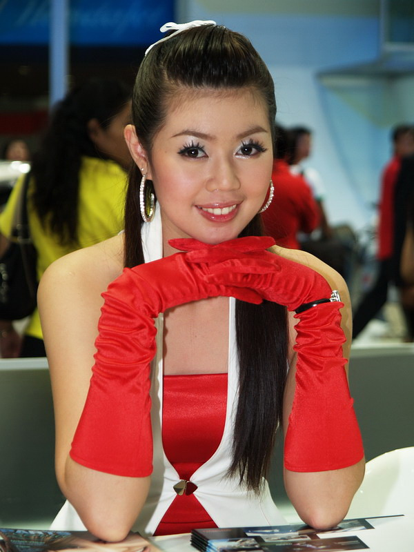 Motor Show in Thailand 2007