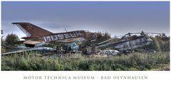 MOTOR TECHNICA MUSEUM - BAD OEYNHUAUSEN
