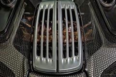 Motorabdeckung Porsche 918 Spyder