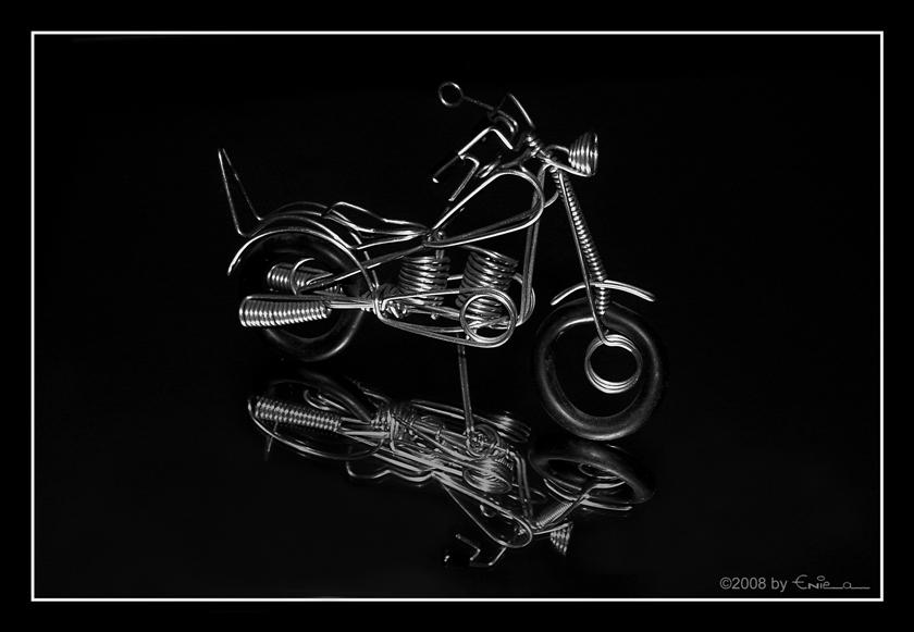 Motorbike - Draht