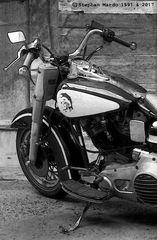 Motorcycles - My History (SHOVEL 1340)