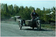 """""""Motorcyrcle Man"""""""