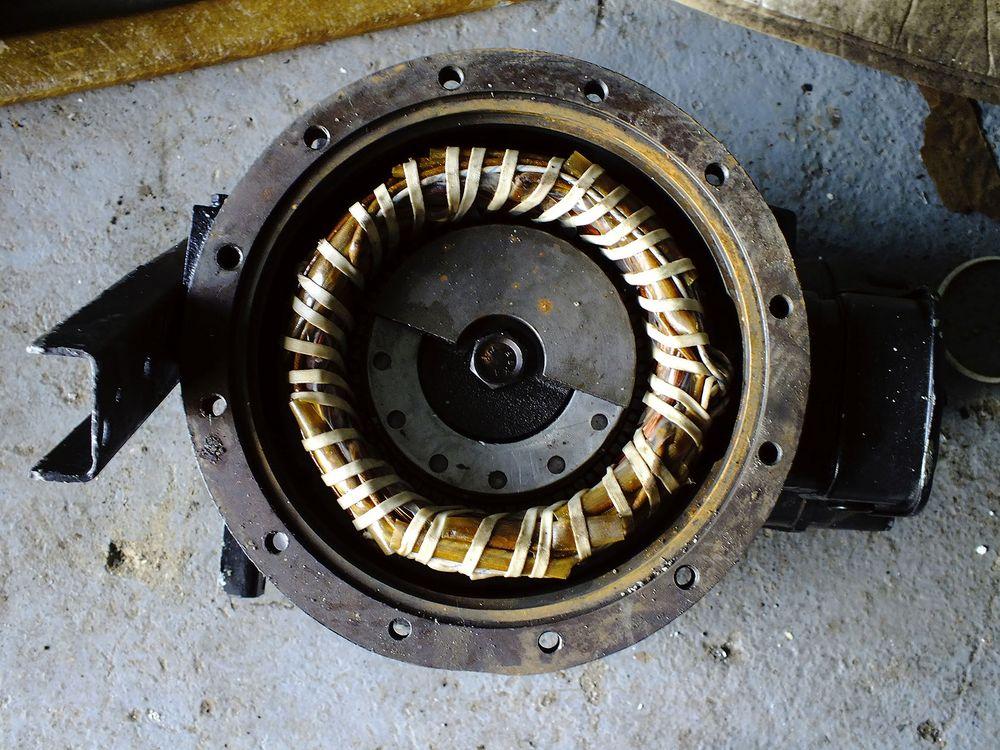 Motorengehäuse (Stator)