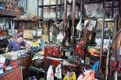 Motorenwerkstatt, Chinatown, Bangkok