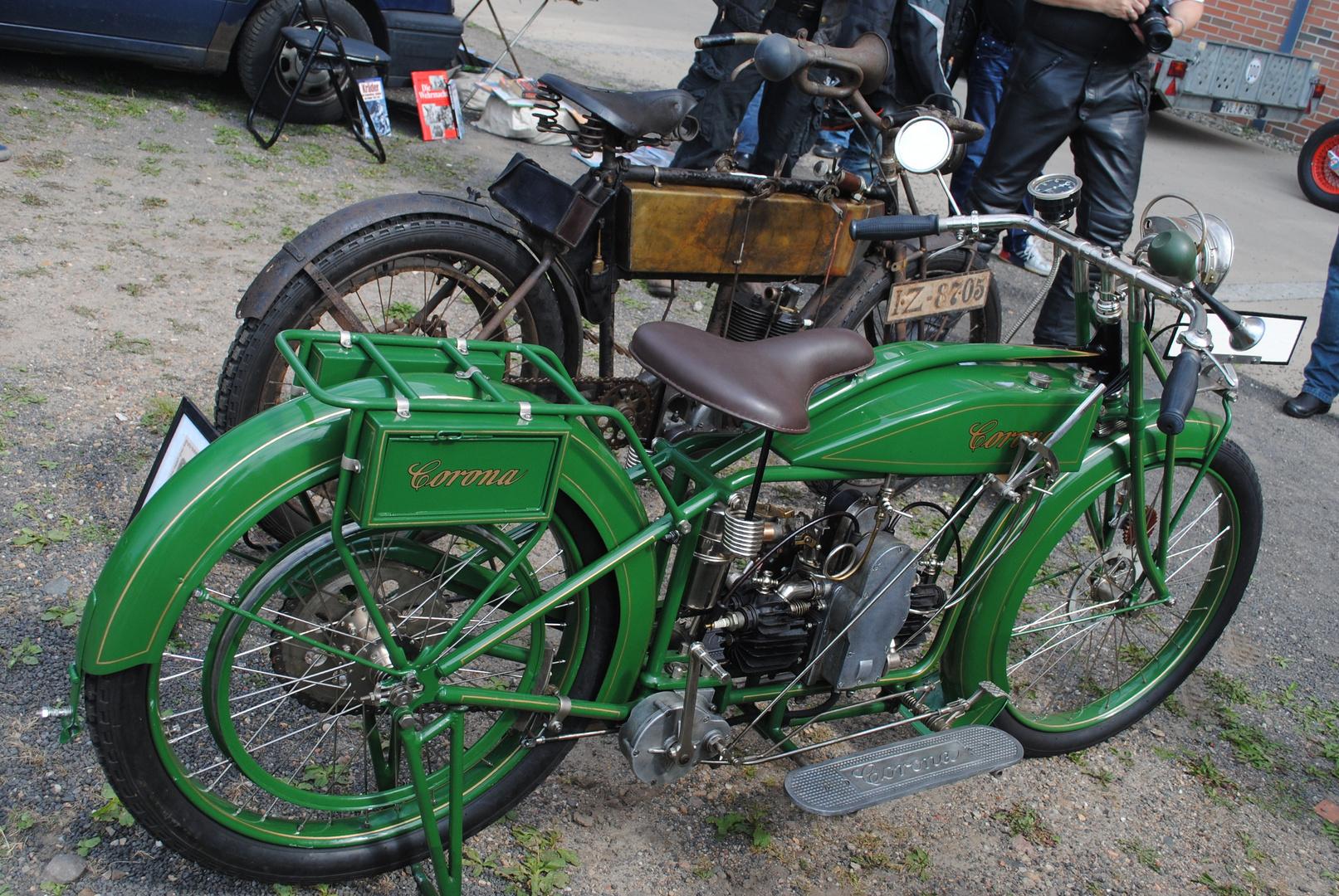 Motorrad Corona