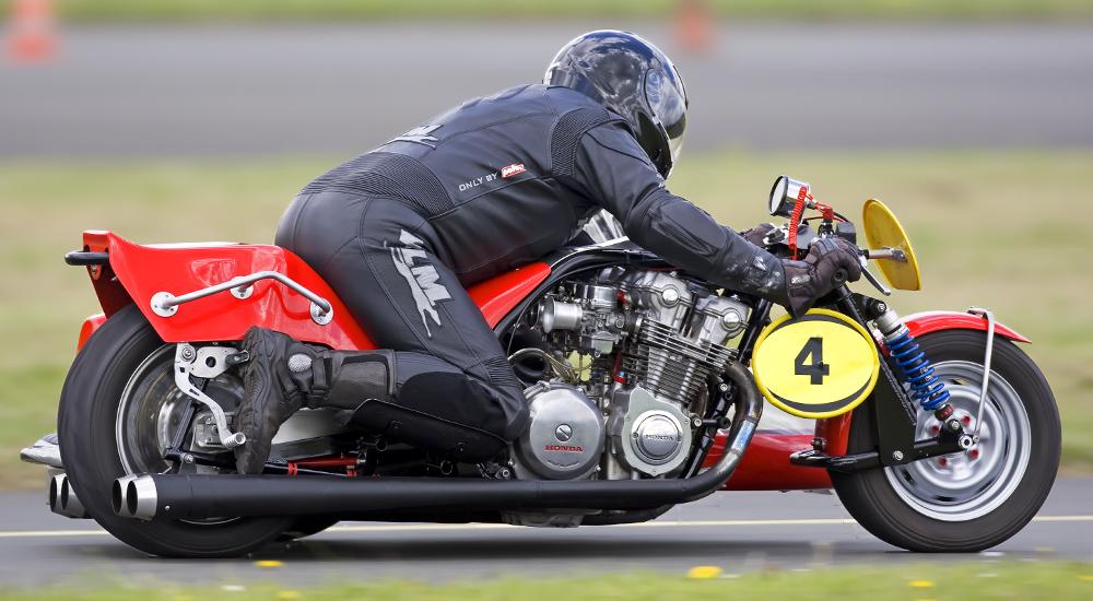 Motorrad - Gespann Honda