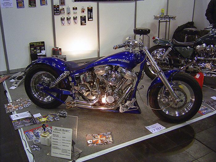 Motorrad Messe Magdeburg 4