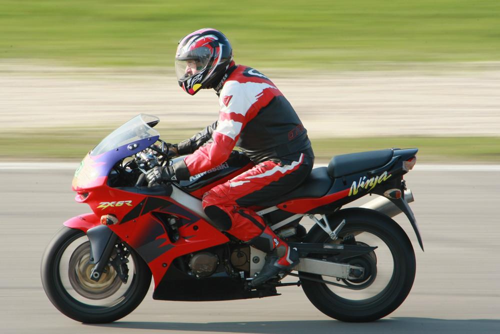 Motorrad Nürburgring Mitzieher IV