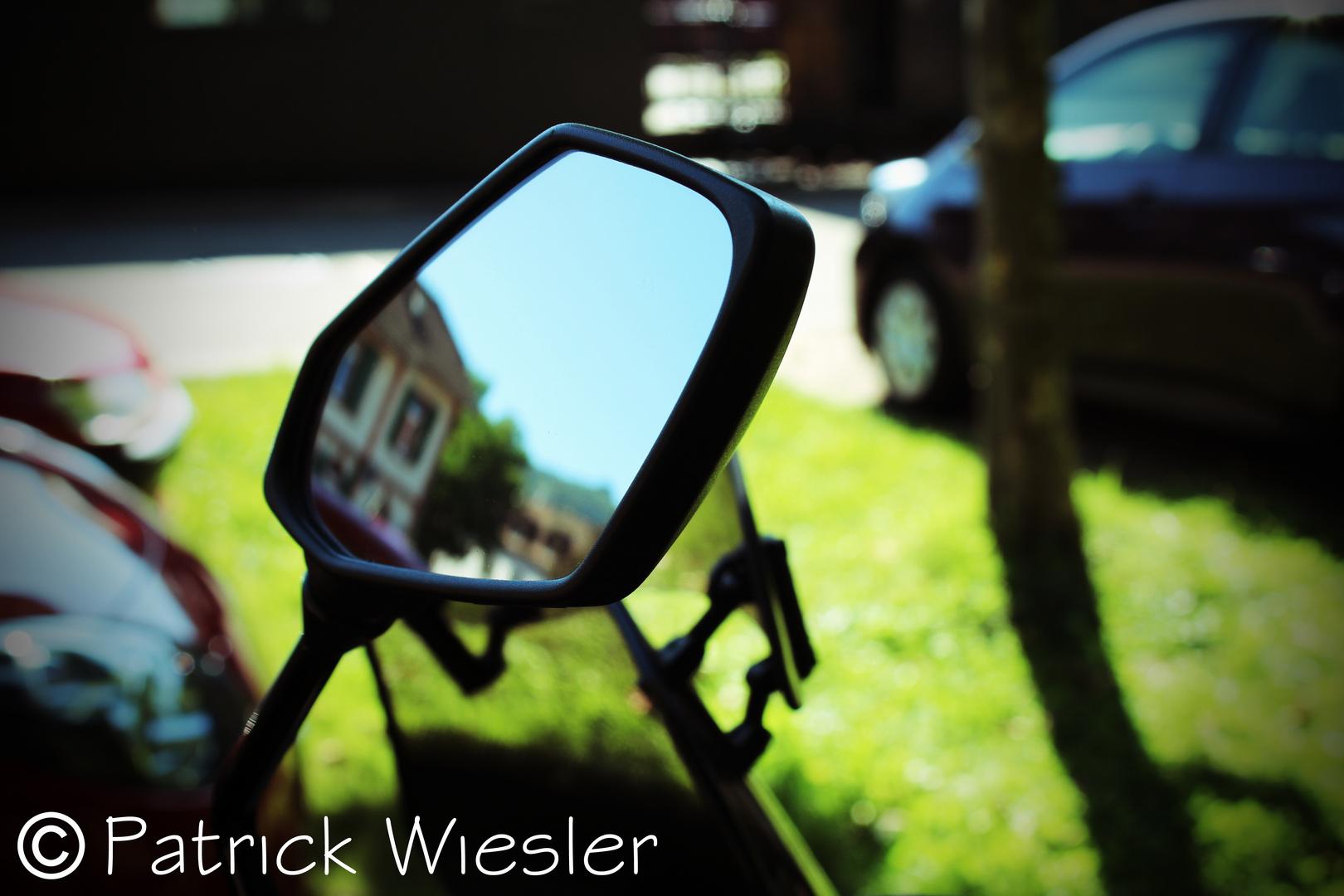 Motorrad Spiegel