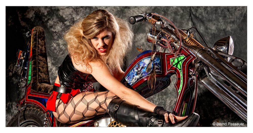 Motorradbraut