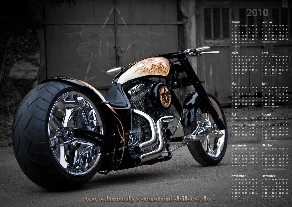 Kalender Motorrad