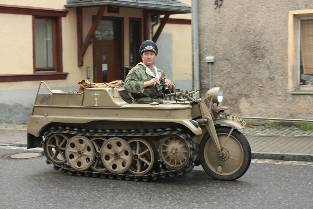Motorradpanzer