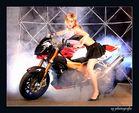 Motorradshooting