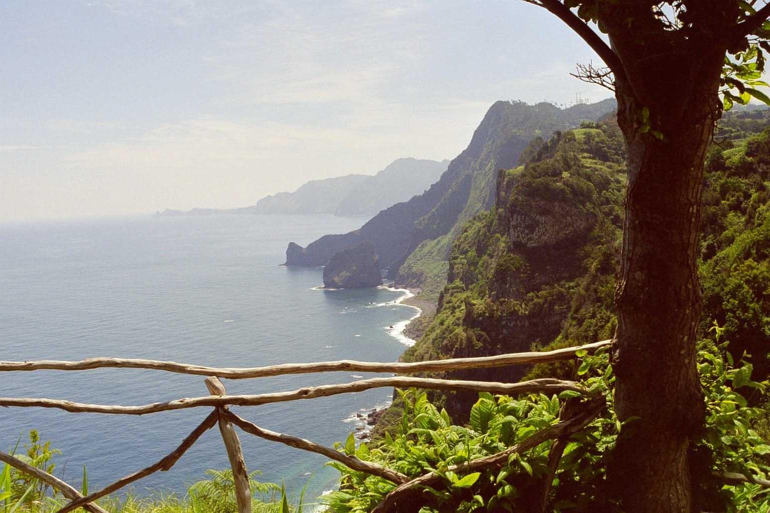 Motorradtour Madeira