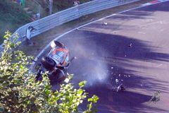 Motorsports is dangerous ...