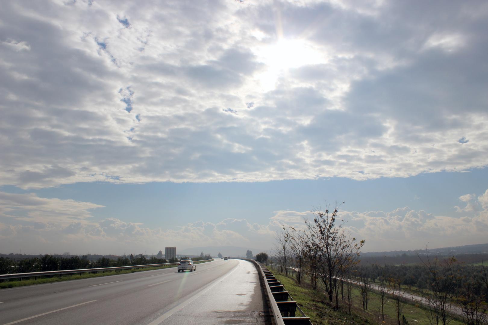 motorway to sky