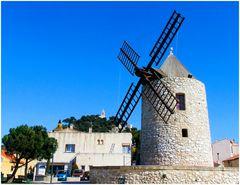 Moulin à Allauch