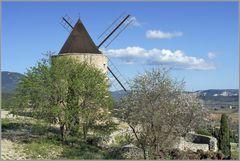 Moulin a huile de St.-Saturnin-les-Apt