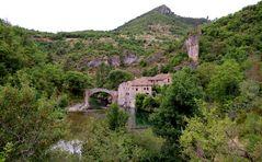 Moulin de Corp, Gorges de la Dourbie, Aveyron