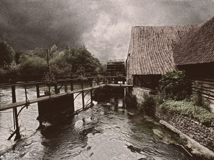 moulin de maintenay.Somme