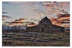 Moulton Barn / Mormon Row