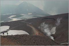 Mount Ätna...