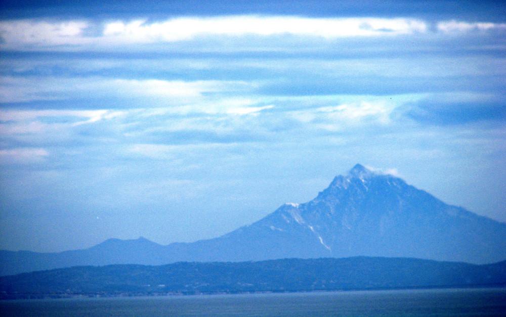 MOUNT ATHOS (AGIO OROS)