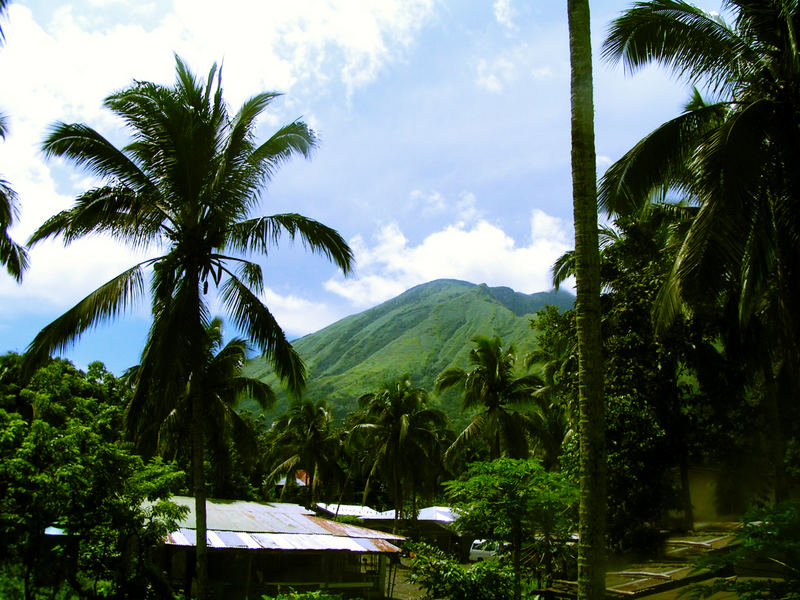 Mount BANAHAW, holy mountain of the Philippines
