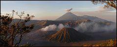 Mount Bromo auf Java (Reload)