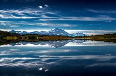 Mount Denali  -  Reflection Pond