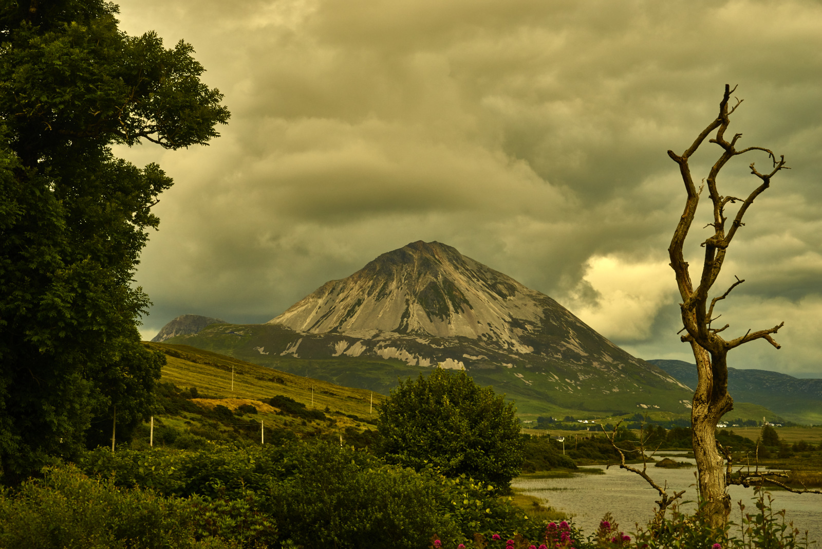 Mount Erigal, Donegal, Irland