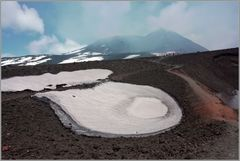 Mount Etna...