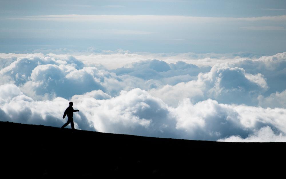 Mount Etna sky walk