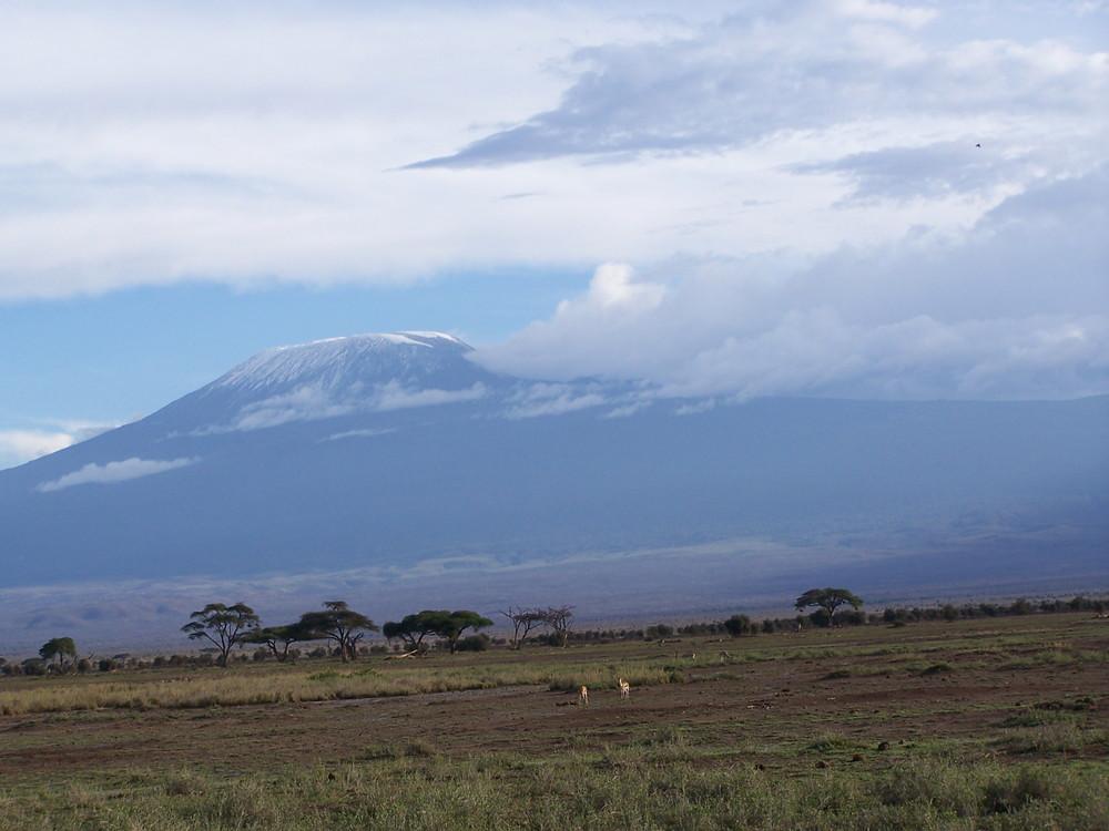 Mount Kiliminjaro Tanzania