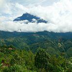 Mount Kota Kinabalu