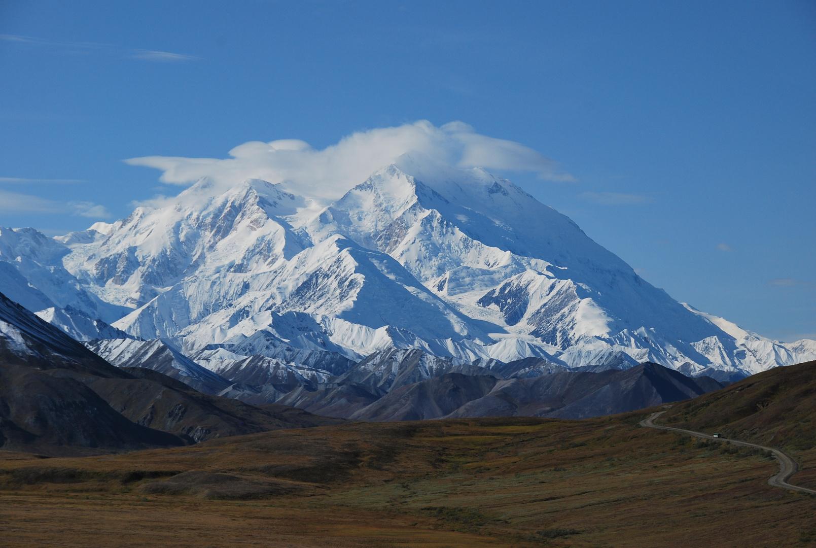 Mount McKinley im Denali National Park