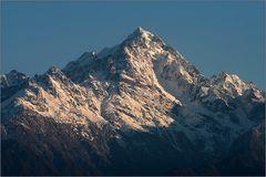 mount narsing (5825 m)