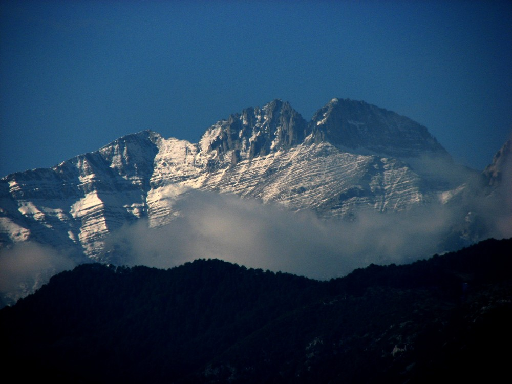 MOUNT OLYMBOS