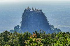 ...Mount Popa...