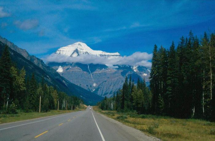Mount Robson - British Columbia, Canada
