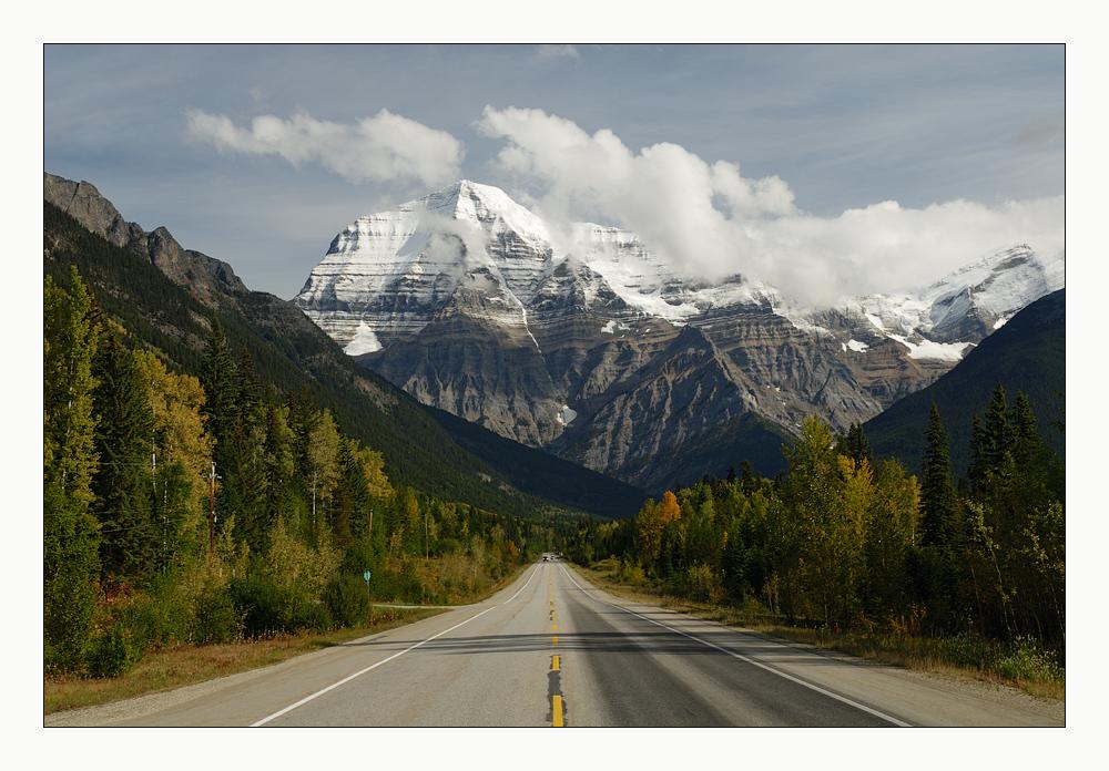 [ Mount Robson ]