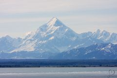 Mount St. Elias, Icy Bay