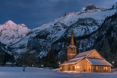 [Mountain Chapel Kandersteg...]