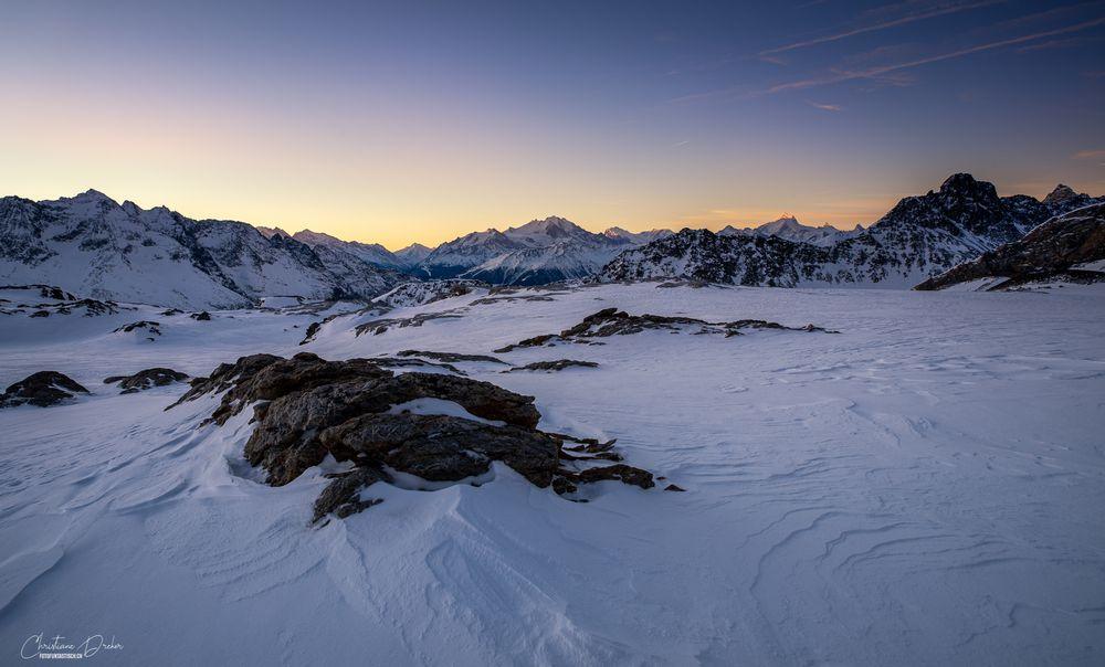 Mountain Daybreak