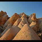 MOUNTAIN IN CAPADOCIA