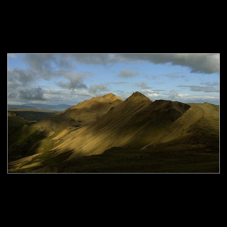 ...mountain light...
