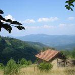 Mountain near Pirot
