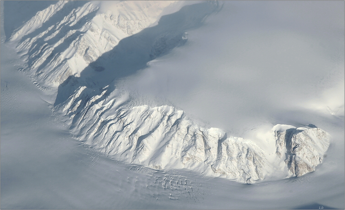 Mountains of Greenland - 2