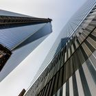MOVE TO THE TOP: 1 WTC meets 7 WTC